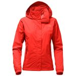 The North Face Women's Resolve 2 Jacket – Fire Brick Red