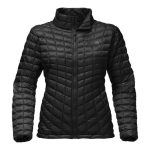 The North Face Women's Thermoball Full Zip – Black