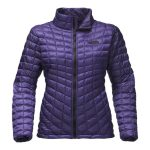 The North Face Women's Thermoball Full Zip – Bright Navy