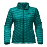 The North Face Women's Thermoball Full Zip – Harbor Blue