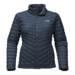 The North Face Women's Thermoball Full Zip – Ink Blue Matte