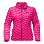 The North Face Women's Thermoball Full Zip – Petticoat Pink