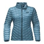 The North Face Women's Thermoball Full Zip – Provincial Blue