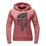 The North Face Women's Trivert Pull-Over Hoodie – Faded Rose Heather/Asphalt Grey
