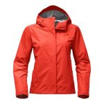 The North Face Women's Venture 2 Jacket – Fire Brick Red Heather