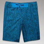 Under Armour Men's UA Bergwind Board Short – Electric Blue/Electric Blue