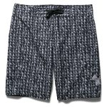 Under Armour Men's UA Bergwind Board Short – Amalgam Gray/Amalgam Gray