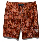 Under Armour Men's UA Bergwind Board Short – Beta Orange/Beta Orange