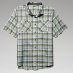 Under Armour Men's UA Chesapeake 2 Plaid Short Sleeve Shirt