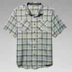 Under Armour Men's UA Chesapeake 2 Plaid Short Sleeve Shirt