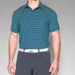Under Armour Men's UA Playoff Polo Shirt – Ultra Blue/Sunbleached/Stealth Gray