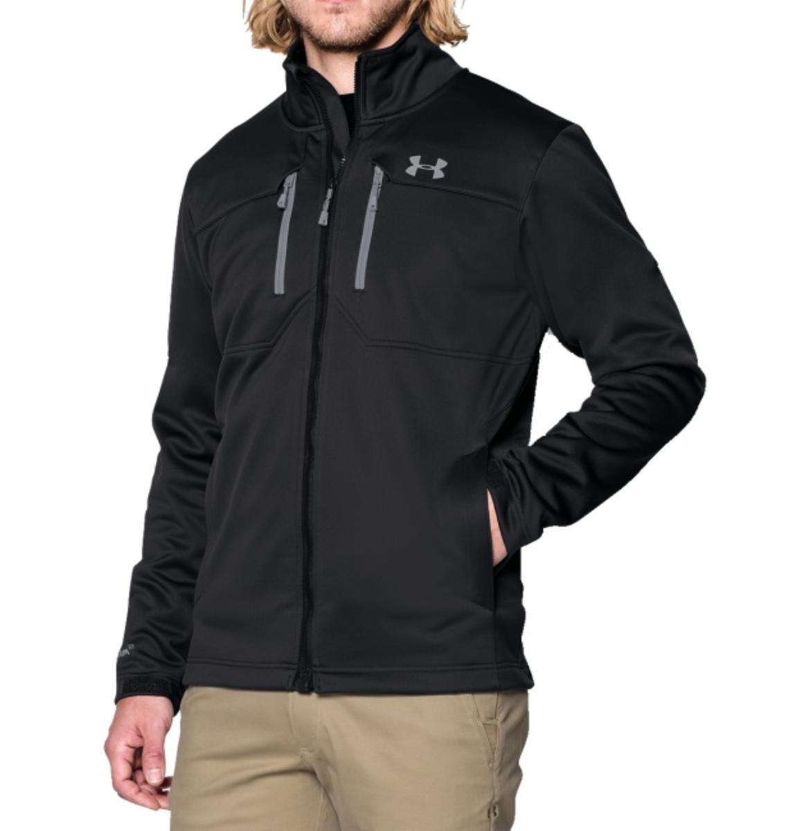 462aca83636a Under Armour Men's UA Storm ColdGear Infrared Softershell Jacket ...