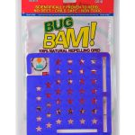 Bug Bam Insect Repellent Button Grid